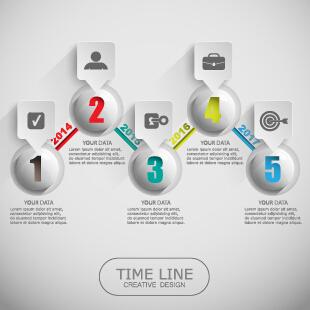 Business Infographic creative design 2275