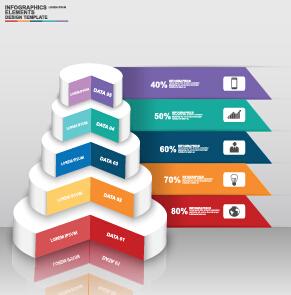 Business Infographic creative design 2293