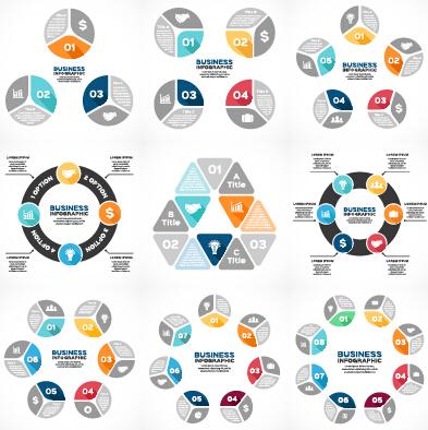 Business Infographic creative design 2320