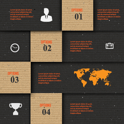 Business Infographic creative design 2346
