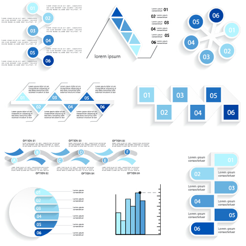 Business Infographic creative design 2371