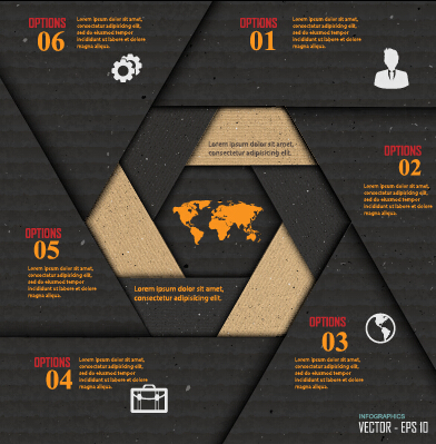 Business Infographic creative design 2378