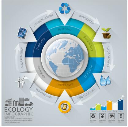 Business Infographic creative design 2389