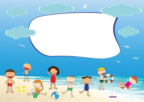 Картинки лето фон для детей