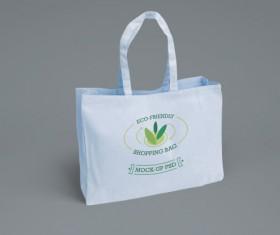 Eco shopping bag psd material 01