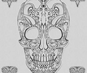 Skeletal Photoshop Brushes