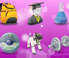 Super vista education icons