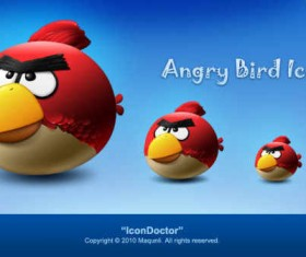 Angrybird icon free
