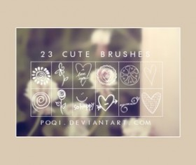 Cute Brushes