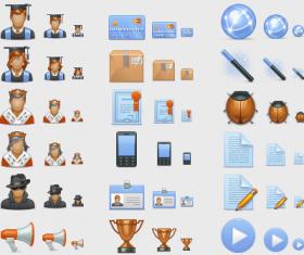Basic icons Set 2