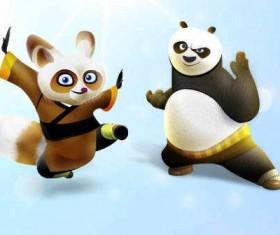 Kung Fu Panda icons
