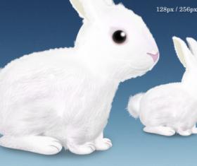The Rabbit icons