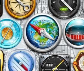 The Safari icon Set