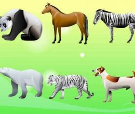 Brilliant Animals icons