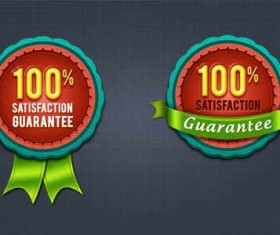 guarantee badge icons