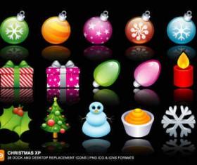 Nice Christmas XP icons
