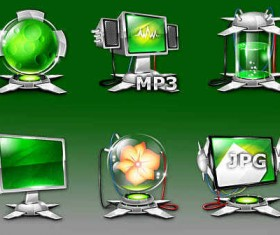 High TEC windows icons