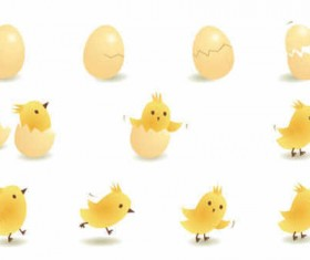 Chirpy Chicks icon Set