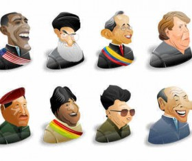 Political Characters