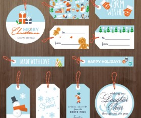 2015 xmas and new year tags vector graphics 02
