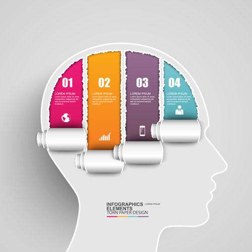 Business Infographic creative design 2417