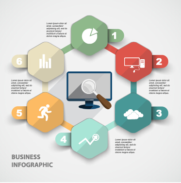 Business Infographic creative design 2432