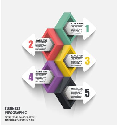 Business Infographic creative design 2433