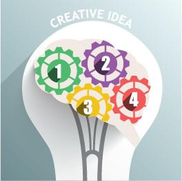 Business Infographic creative design 2435