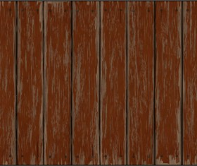 Old wooden board textured vector background 01