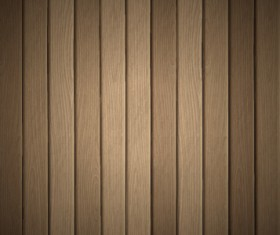 Old wooden board textured vector background 10