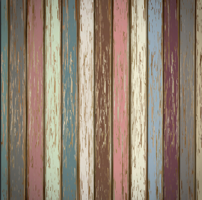Old wooden board textured vector background 13