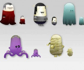 Free Monster icons