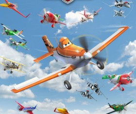 Disney Planes 2013 Movie Characters
