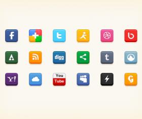 Sam Asante Social icons