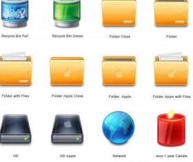 Free Computer icons set