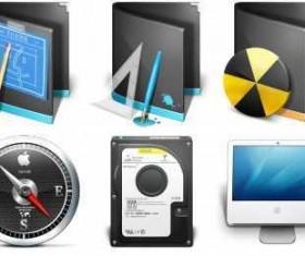 Antares Folder icons