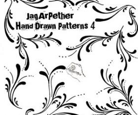 Hand Drawn Corners Brushes