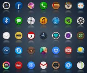 Free Supernova icons