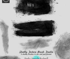 Shabby Texture Brush Set
