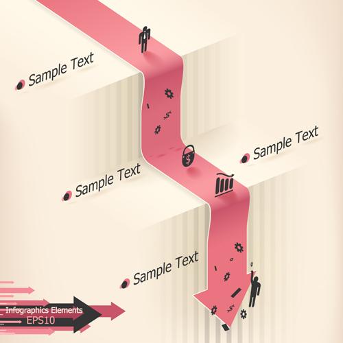 Business Infographic creative design 2462
