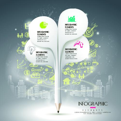 Business Infographic creative design 2487