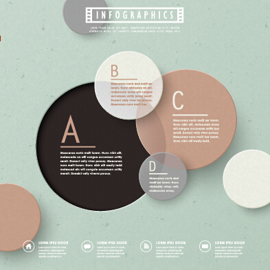 Business Infographic creative design 2494