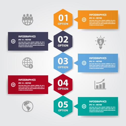 Business Infographic creative design 2506