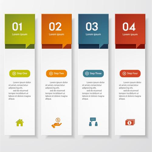 Business Infographic creative design 2519