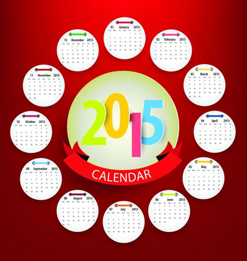 2015 Attendance Calendar Template/page/2 | Search Results | Calendar ...