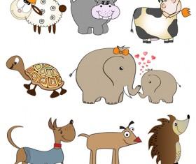Cartoon baby clipart cute design 07