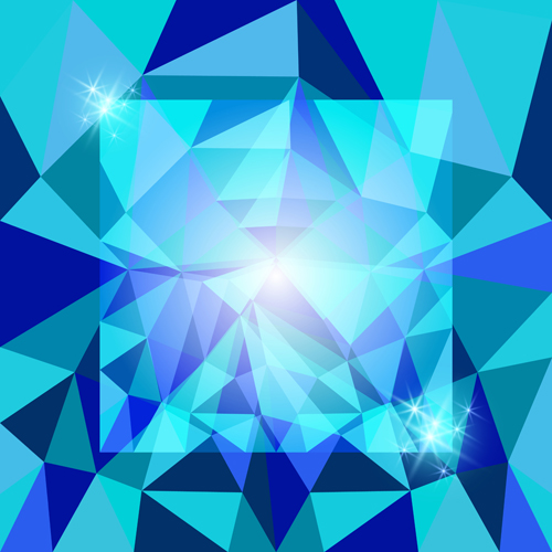 diamond vector background - photo #3