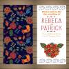 Floral ethnic pattern wedding invitations vector set 02