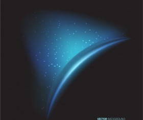 Magic universe space vector background 15