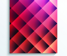 Modern style cover abstract background vector 04